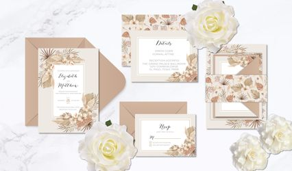 Rustic Rose Print & Design