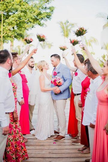 Kaitlin and Alfredo's Wedding