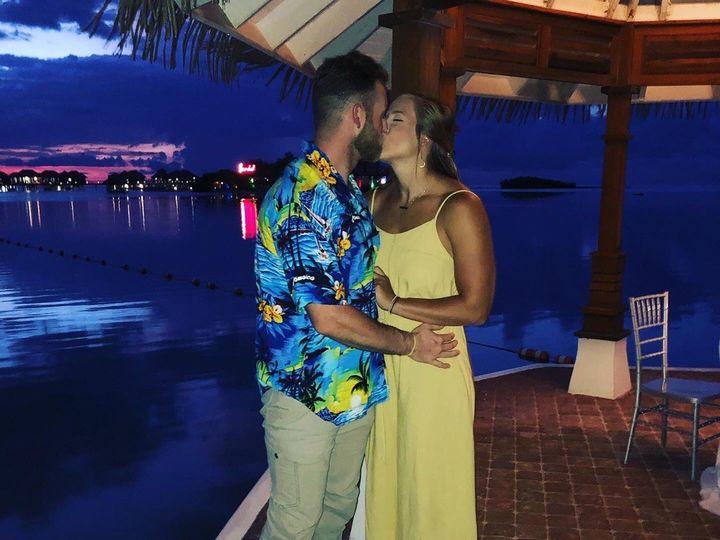 Tmx Rushs Honeymoon Photo 51 1045401 158291319663302 Jackson, NJ wedding travel