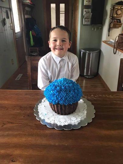 The Giant Cupcake!