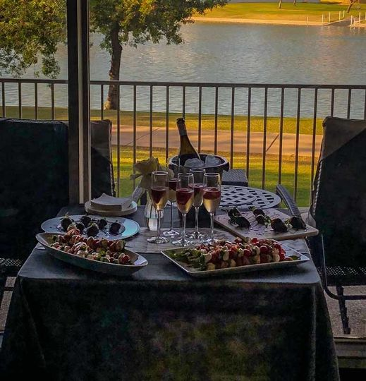 Romance by the Lake package