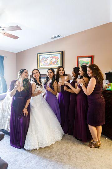 Trussell wedding
