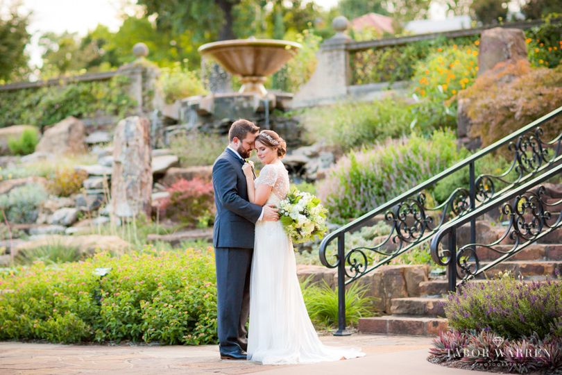 philbrook tulsa wedding photographers