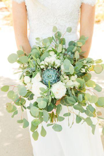Bridal bouquet - Kacy Hughes Photography