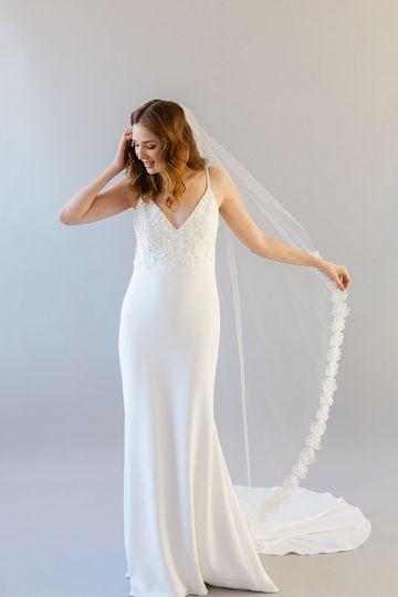 The Daisy veil