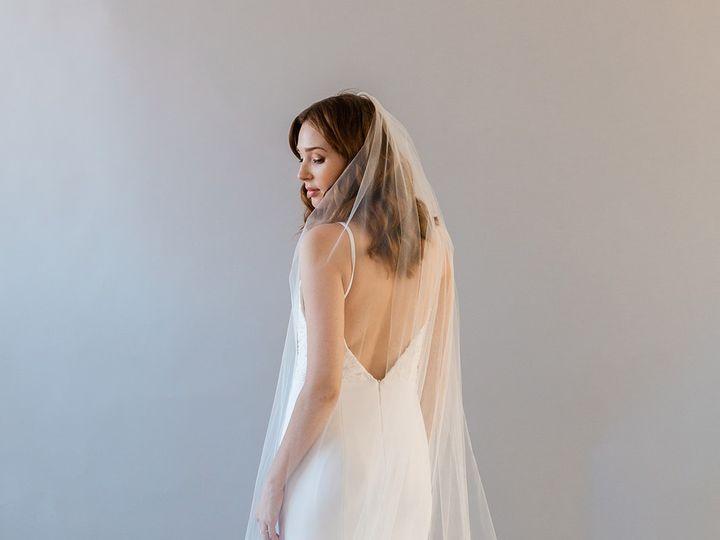 Tmx Aria 3d Floral Veil 51 1886401 1569359446 Brooklyn, NY wedding dress