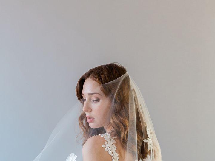 Tmx Carlotta Wedding Veil Celestenewyork 51 1886401 157771658779342 Brooklyn, NY wedding dress