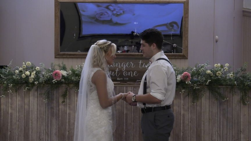 At the altar Vows