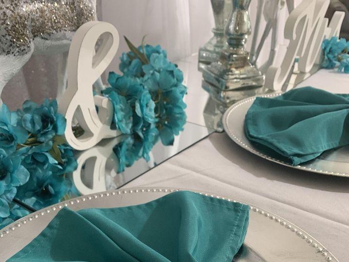 Tmx Turquirse Napkin 51 1938401 161241161747254 Sheboygan, WI wedding planner