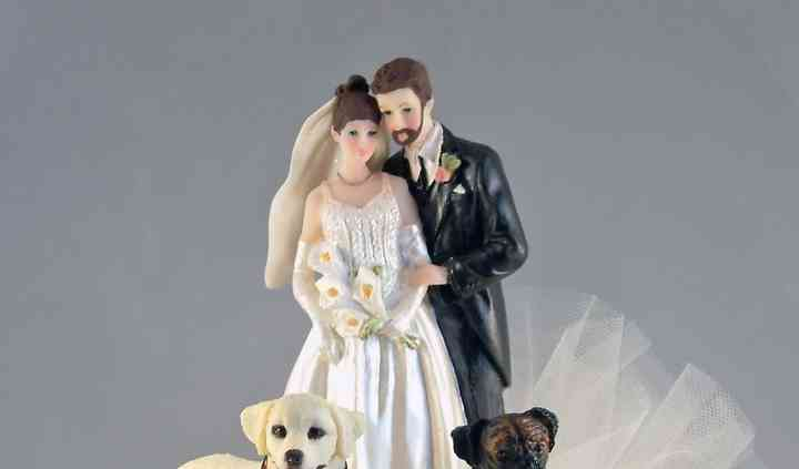 Affectionately Yours Special Occasion Cake Toppers