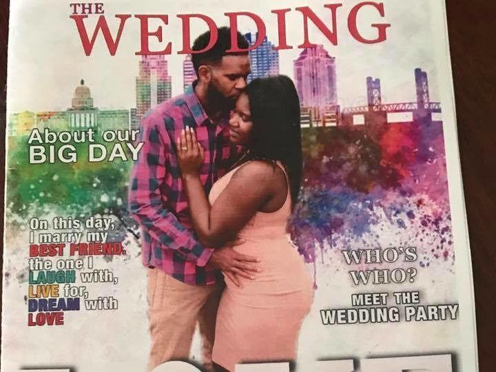 Tmx 1497726206555 1827481819101700025855453049177903961997723n Elk Grove wedding invitation