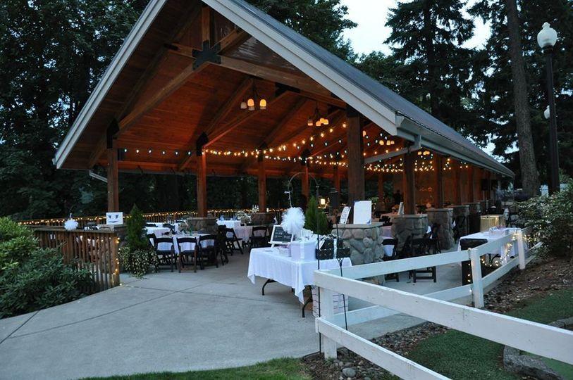 Sah-Hah-Lee Golf Wedding and Events Pavilion