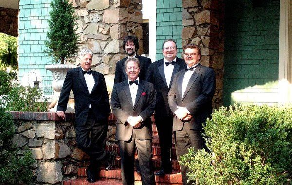 Doug Burns Band - Reception Band