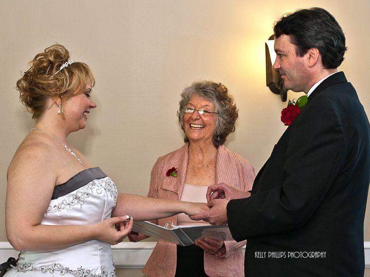 Tmx 1379018015376 Claudine And Darren Photo Credit Magnolia, DE wedding officiant