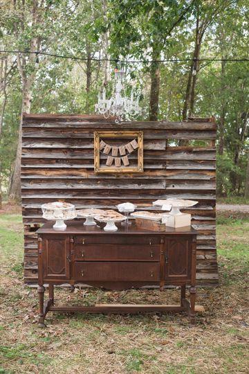 The Barn at Gully Tavern - vintage decor