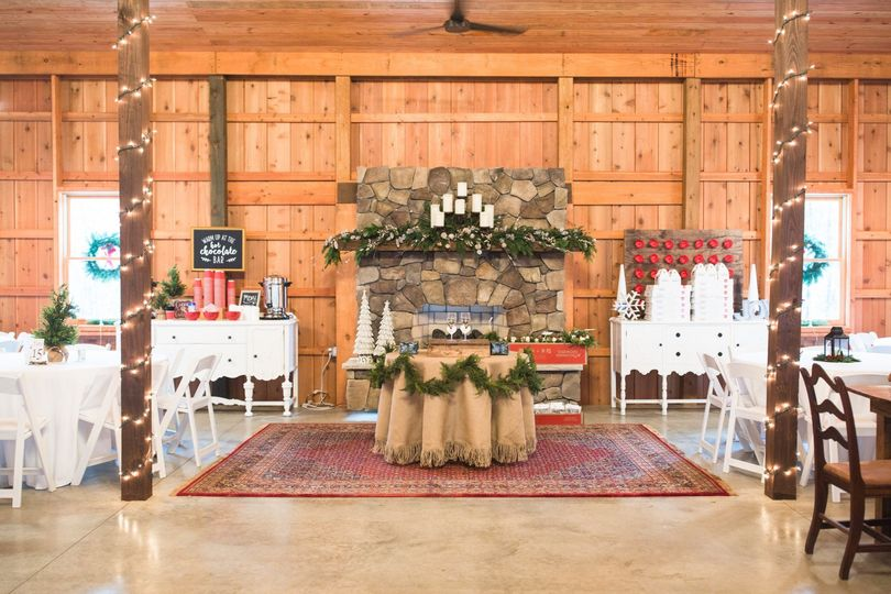 The Barn at Gully Tavern - customizable event space