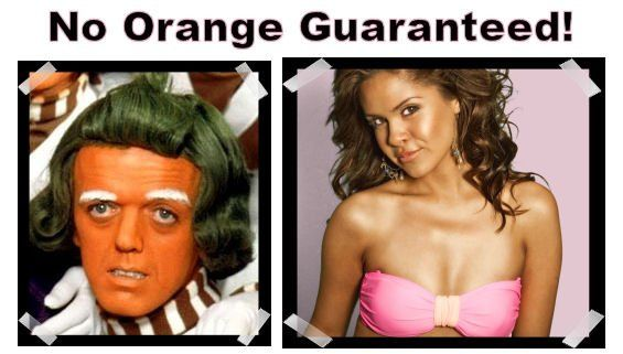 No Orange!