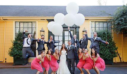 The wedding of Carlino and Angela