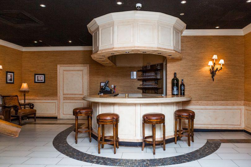 Banquet Bar Space