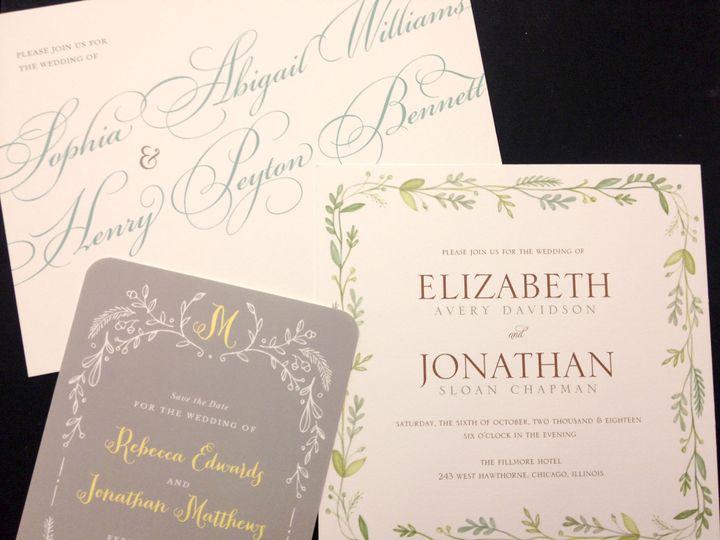 Tmx 1416323707136 Img3855 Rocky River, OH wedding invitation