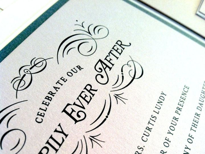 Tmx 1416326000782 Happily Ever After Rocky River, OH wedding invitation
