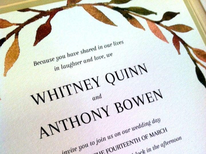 Tmx 1416326050884 Wreath Rocky River, OH wedding invitation