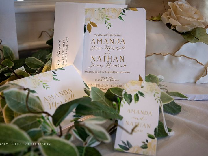 Tmx Paper Trails 3sm 51 110501 157998197590175 Rocky River, OH wedding invitation