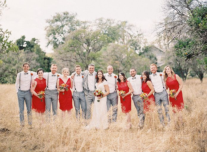 hamilton oaks winery rustic wedding bride and groo