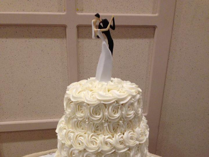 Tmx 1472646665484 Jenni Wedding Cake 2013 Wm Lisbon Falls wedding cake