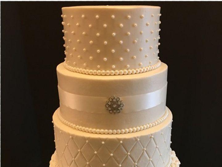 Tmx 1472648044822 Crop Large Cake Lisbon Falls wedding cake