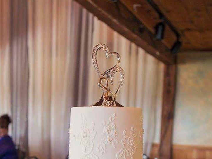 Tmx 1538496337 3c967bdd06115190 1538496336 28e476826df0ed02 1538496336364 1 Stencil Wedding Ca Lisbon Falls wedding cake