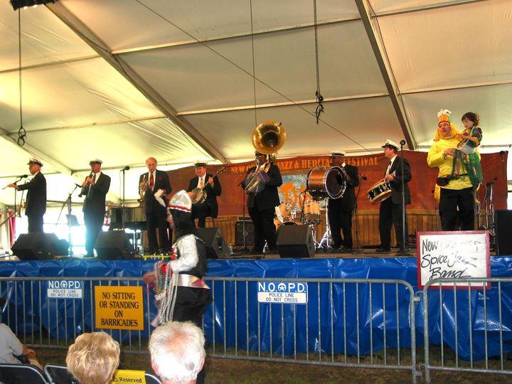 NOSpice at JazzFest