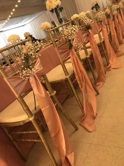 Styled and Executed by Ink & Rose Events