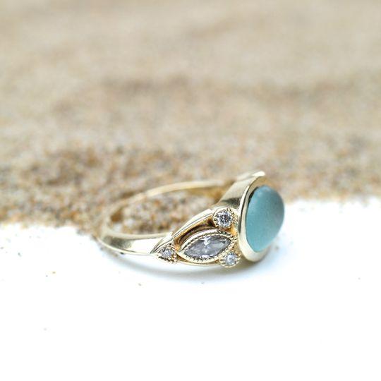 Majestic Engagement Ring