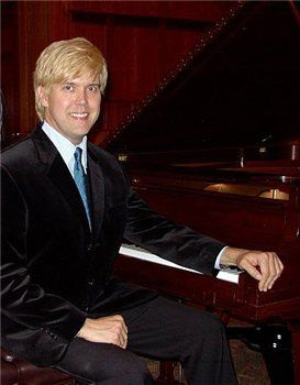 Damon Denton, piano