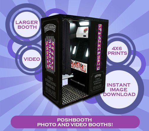 Poshbooth Photo Booth Rental