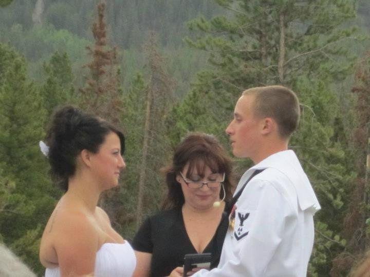 Tmx 1344388578027 RevKimTavendaleConnorAdam20127 Boulder, CO wedding officiant