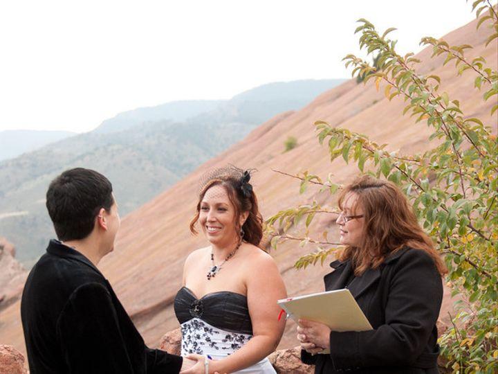 Tmx 1402670321114 Foxnicholscmhphotographycmhphotography0250low Boulder, CO wedding officiant