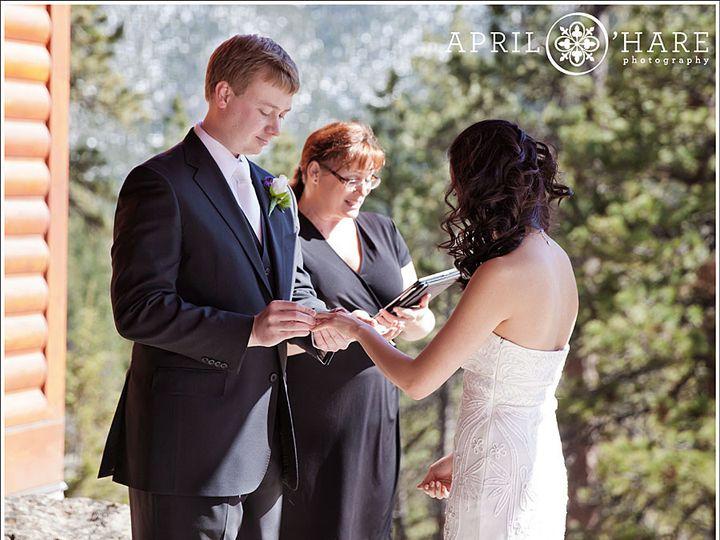 Tmx 1402670390594 Wedding Ceremony At Narrow Trail Ranch Estes Park  Boulder, CO wedding officiant