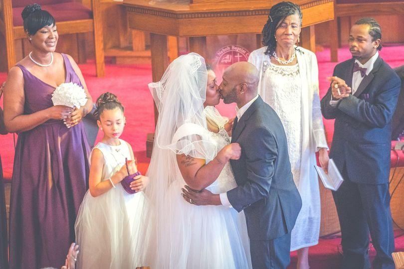 Harlem wedding