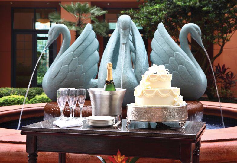 Walt Disney World Swan Amp Dolphin