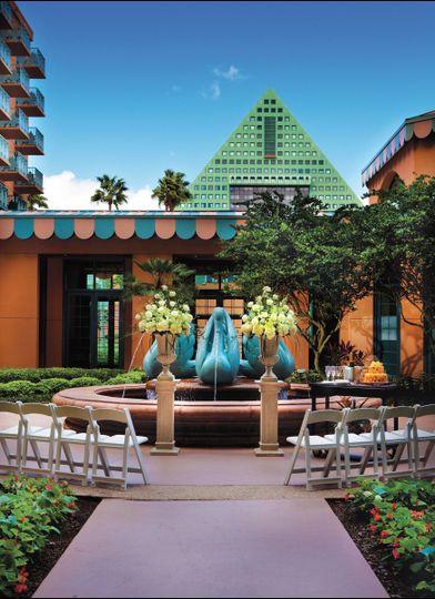 Walt Disney World Swan Amp Dolphin Reviews Amp Ratings Wedding Ceremony Amp Reception Venue Florida