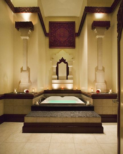 Mandara Spa Couples Tub