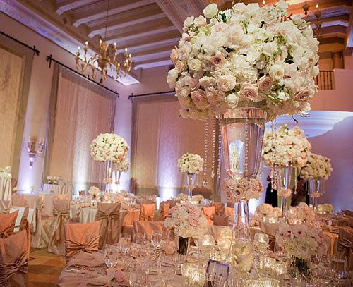 Tmx 1441033961526 Centerpiecesoftblush Monroe Township, New Jersey wedding planner