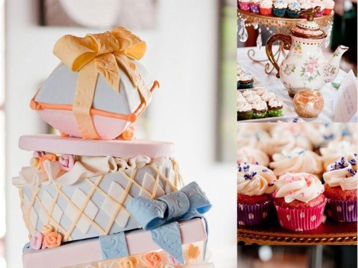 Tmx 1302611730841 Dolce1 Auburn wedding cake