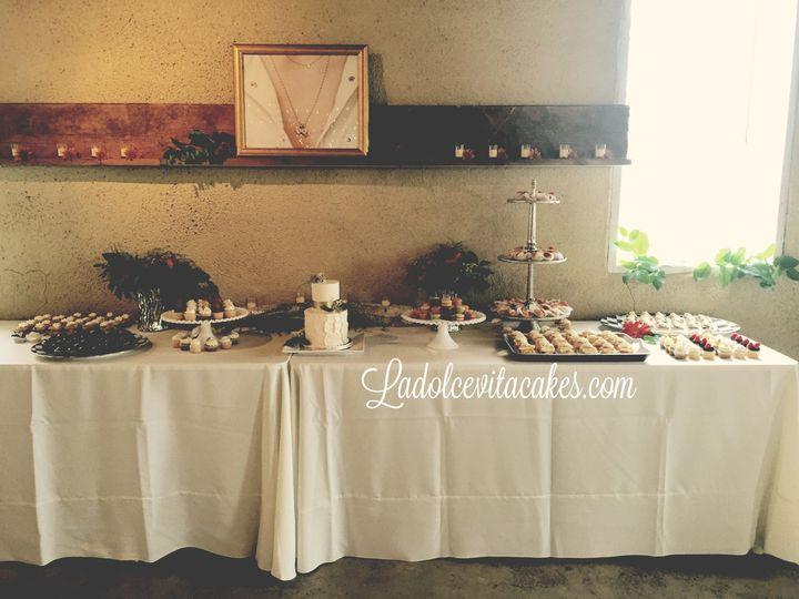 Tmx 1421690217332 Img1100 Auburn wedding cake