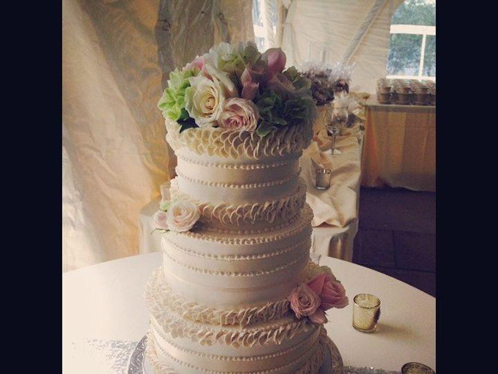Tmx 1421690462430 Img0607 Auburn wedding cake