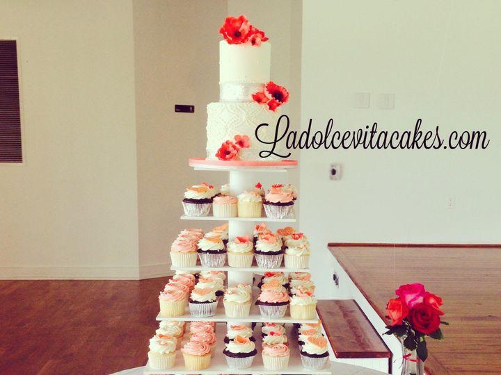 Tmx 1421690507510 Img0663 Auburn wedding cake