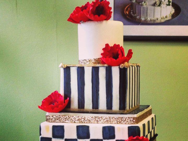 Tmx 1421690556679 Img0621 Auburn wedding cake