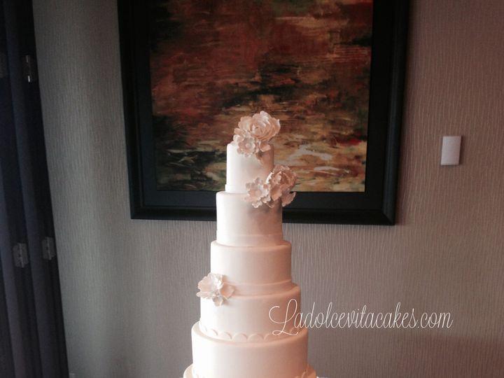 Tmx 1421690639299 Img0479 Auburn wedding cake